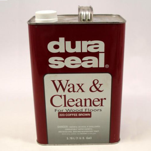 is a blend of cleaning agents and wax designed to remove scuff marks ...