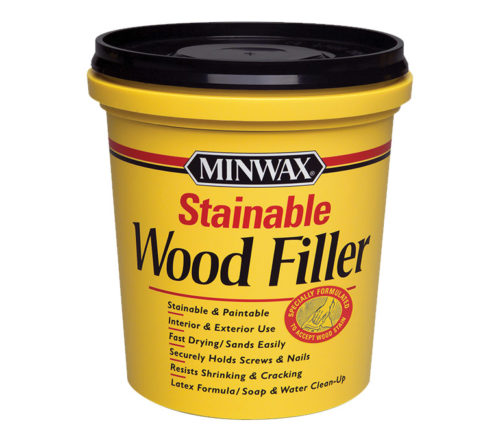 Stainable Wood Filler Las Hardwoods