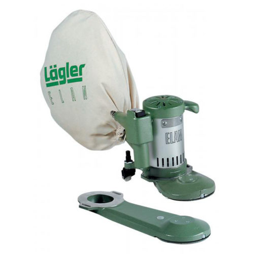 Lagler Elan Edge Stair and Corner Sanding Machine is available for sale at Chicago Hardwood Flooring.  The Lagler Elan Edger is light and flexible enough to get everywhere your normal edger can't.