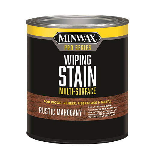 Minwax Pro Series Multi Surface Wiping Stain